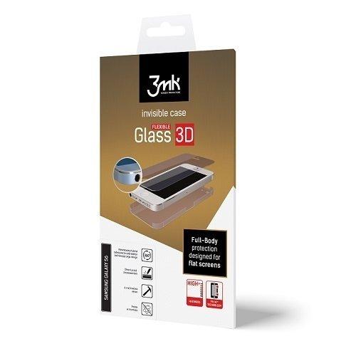 3MK FlexibleGlass 3D iPhone Xr Szkło Hybrydowe+Folia