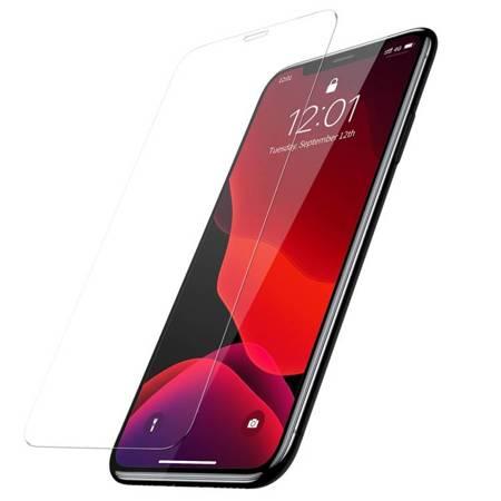 Baseus szkło hartowane 0.3mm 9H iPhone 11 Pro / iPhone XS / iPhone X + pozycjoner (SGAPIPH58-LS02)