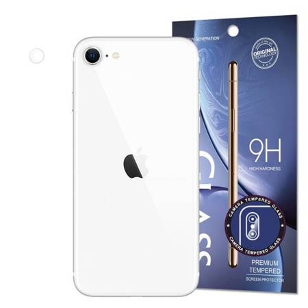 Camera Tempered Glass szkło hartowane 9H na aparat kamerę iPhone SE 2020 / iPhone 8 / iPhone 7 (opakowanie – koperta)