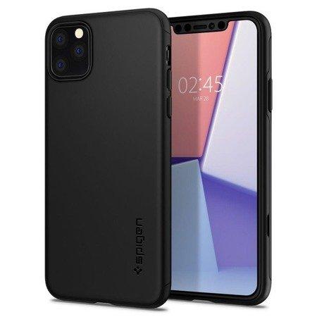 Etui Spigen Thin Fit Classic Iphone 11 Pro Max Black
