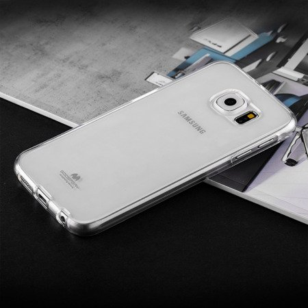 Mercury Goospery żelowe etui Jelly Case Huawei Y6II przezroczyste