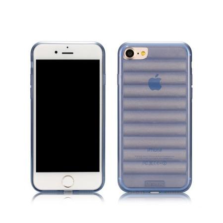 REMAX żelowe etui Wave Series iPhone 8 / 7 niebieskie