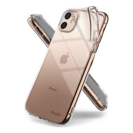 Ringke Air ultracienkie żelowe etui pokrowiec iPhone 11 przezroczysty (ARAP0027)