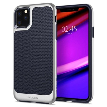 Spigen Neo Hybrid Iphone 11 Pro Max Arctic Silver