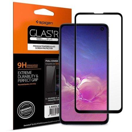 Szkło Hartowane Spigen Glass Fc Galaxy S10e Black