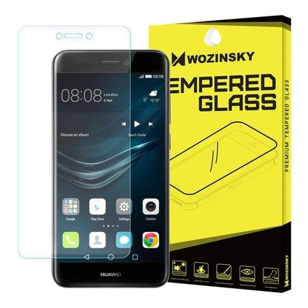 WOZINSKY szkło hartowane 9H PRO+ Huawei P9 Lite 2017 / P8 Lite 2017 / Honor 8 Lite / Nova Lite
