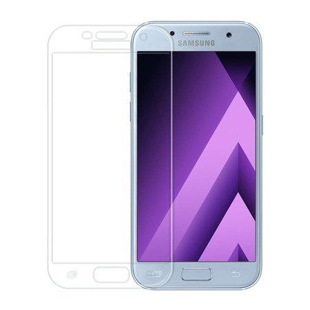 WOZINSKY szkło hartowane Samsung Galaxy A3 2017 A320 na cały ekran przezroczyste