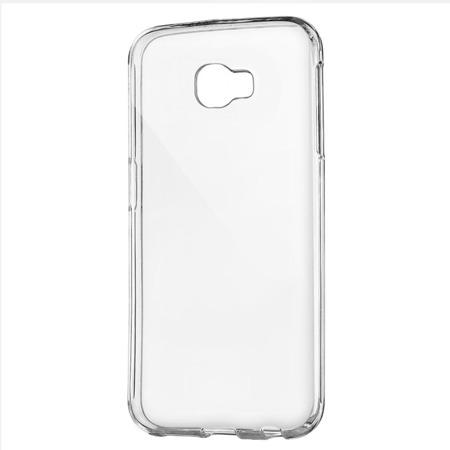 Żelowy pokrowiec etui Clear Gel 1.0mm Samsung Galaxy A5 2017 przezroczyste